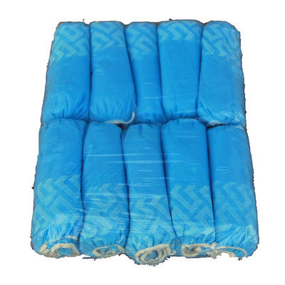 Bag of 100 Shoe Covers Extra Large / 2XL