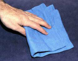 400 New Blue Huck Surgical Towels