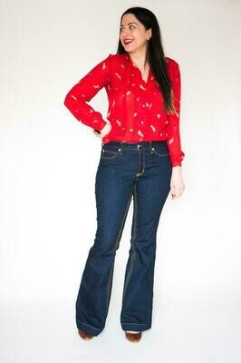 CLC - Ginger Flared Jeans