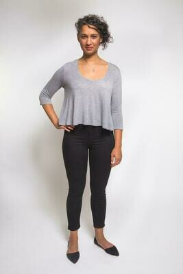 CLC - Ebony T-Shirt & Knit Dress