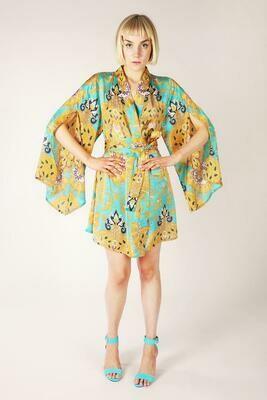 NAM - Asaka Robe Dress