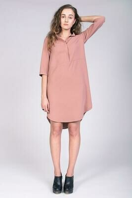 NAM - Helmi Trench Blouse & Tunic Dress