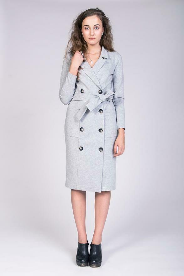 NAM - Pilvi Coat Dress