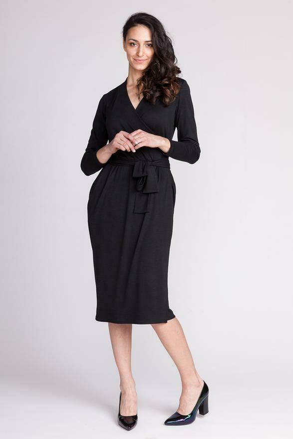 NAM - Olivia Wrap Dress