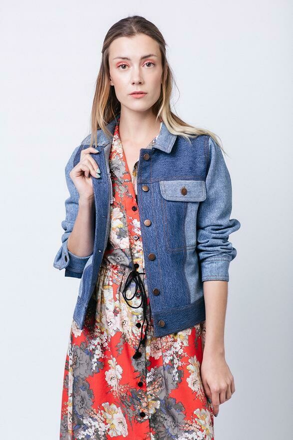 NAM - Maisa Denim Jacket