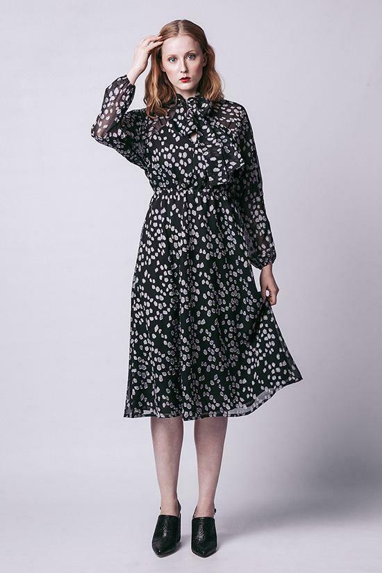 NAM - Stella Raglan Shirt & Shirt Dress