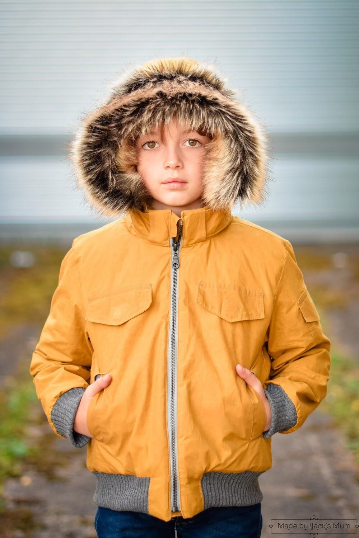 MBJ - Park life coat