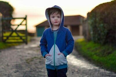 MBJ - I CAN zip hoodie