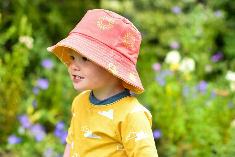 MBJ - Sandcastle bucket hat