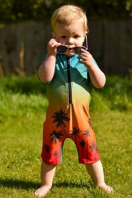 MBJ - Sunshine swim romper