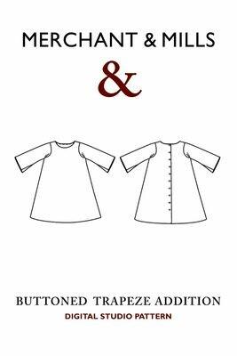 M&M - Trapeze Buttonback Addition