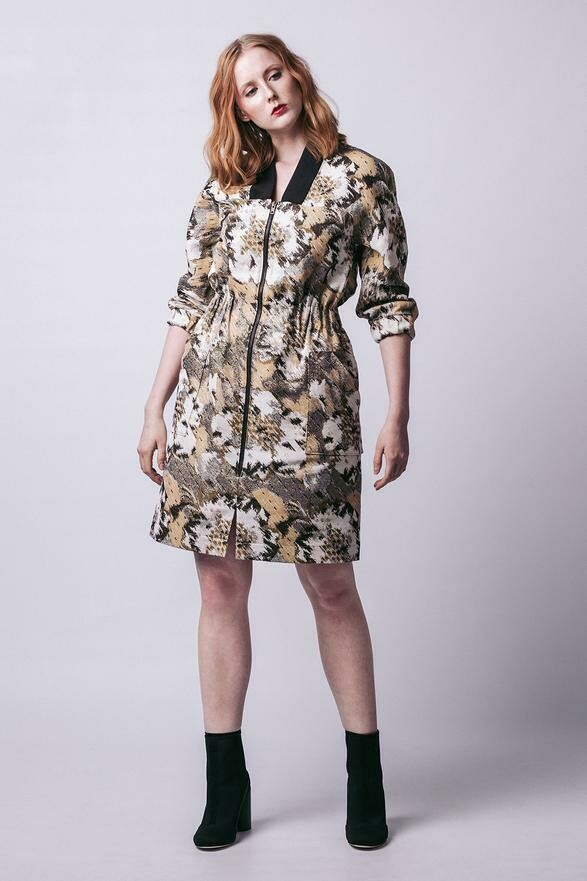 NAM - Beryl Bomber Dress