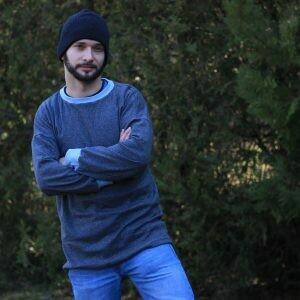 W&W - Driftwood Dolman Sweatshirt Men