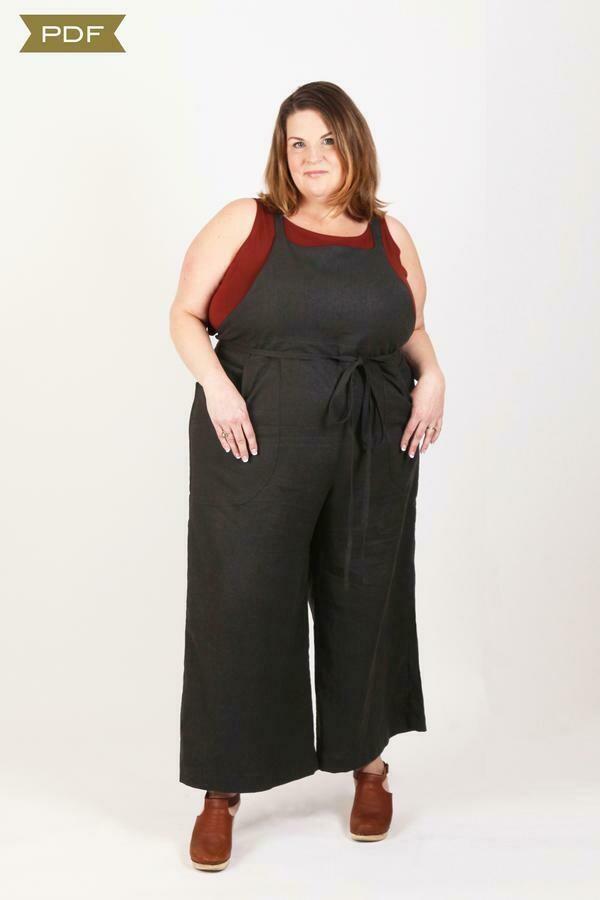 SH7 - Burnside Bibs curvy fit