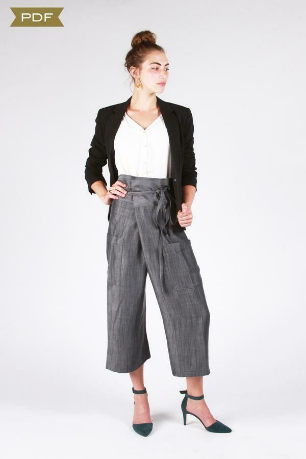 SH7 - Nehalem pant and skirt