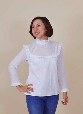 NIL - Bloomsbury blouse