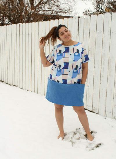 NIL - Carnaby dress 16-28