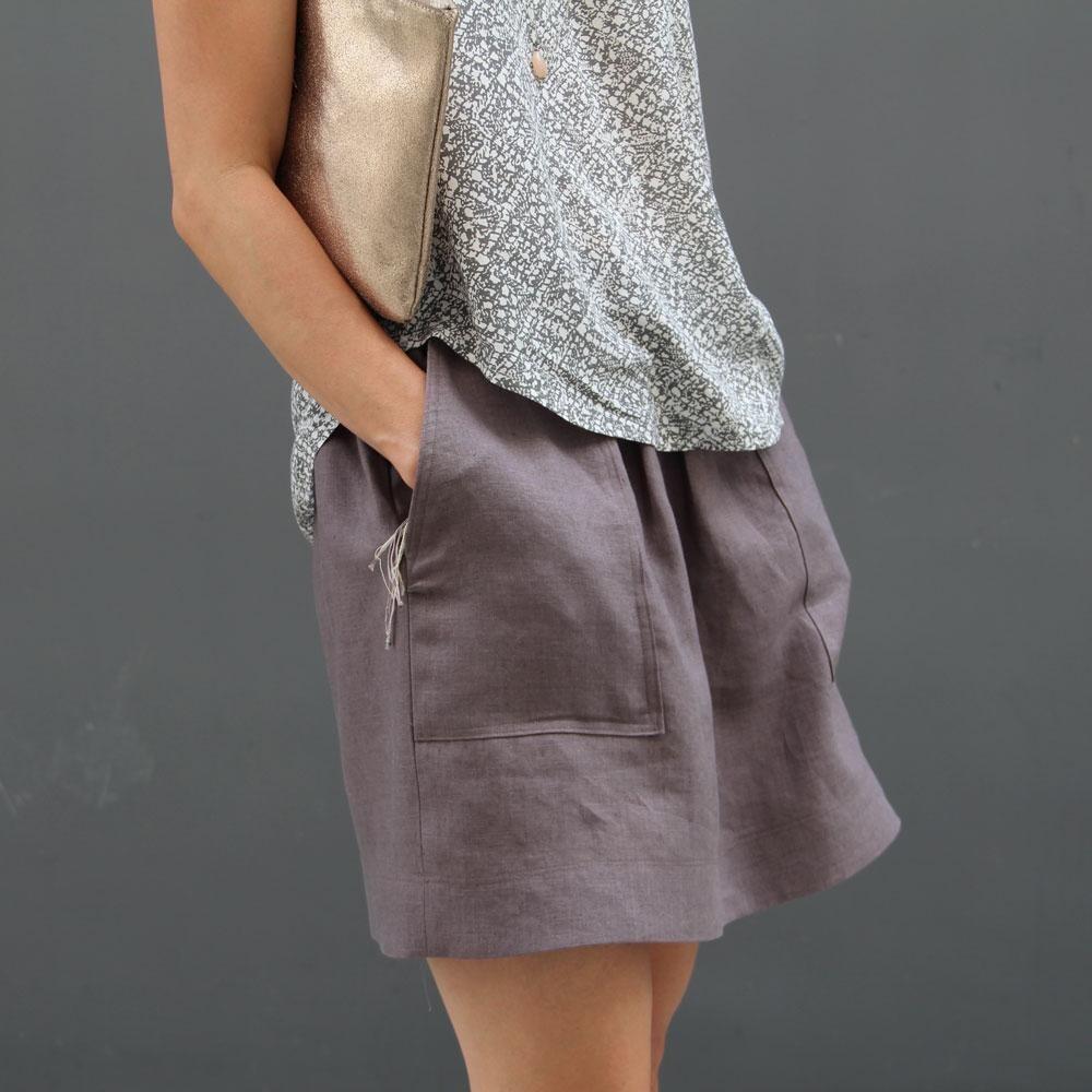 CFC - Basics.Pocket skirt