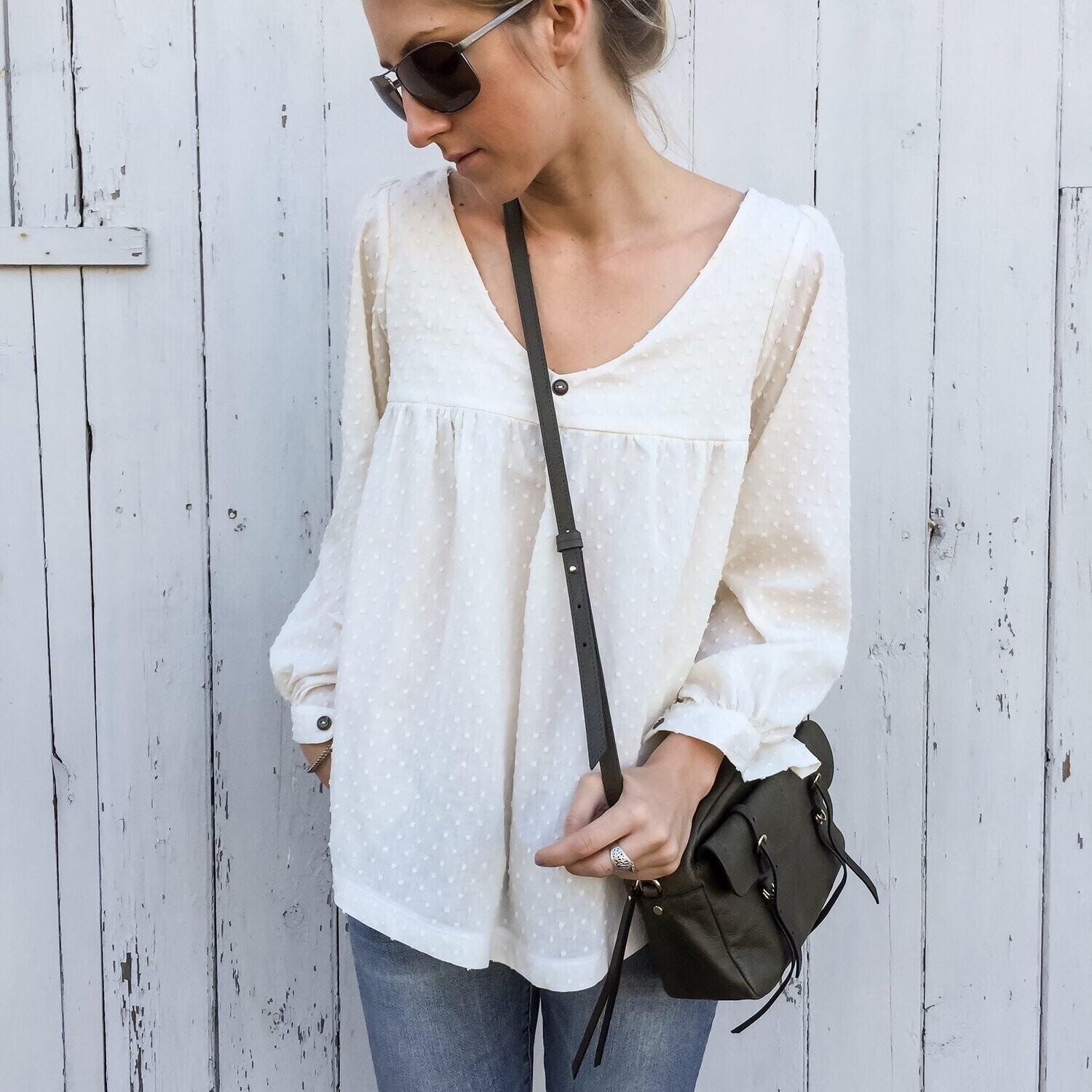 CFC - Valley blouse