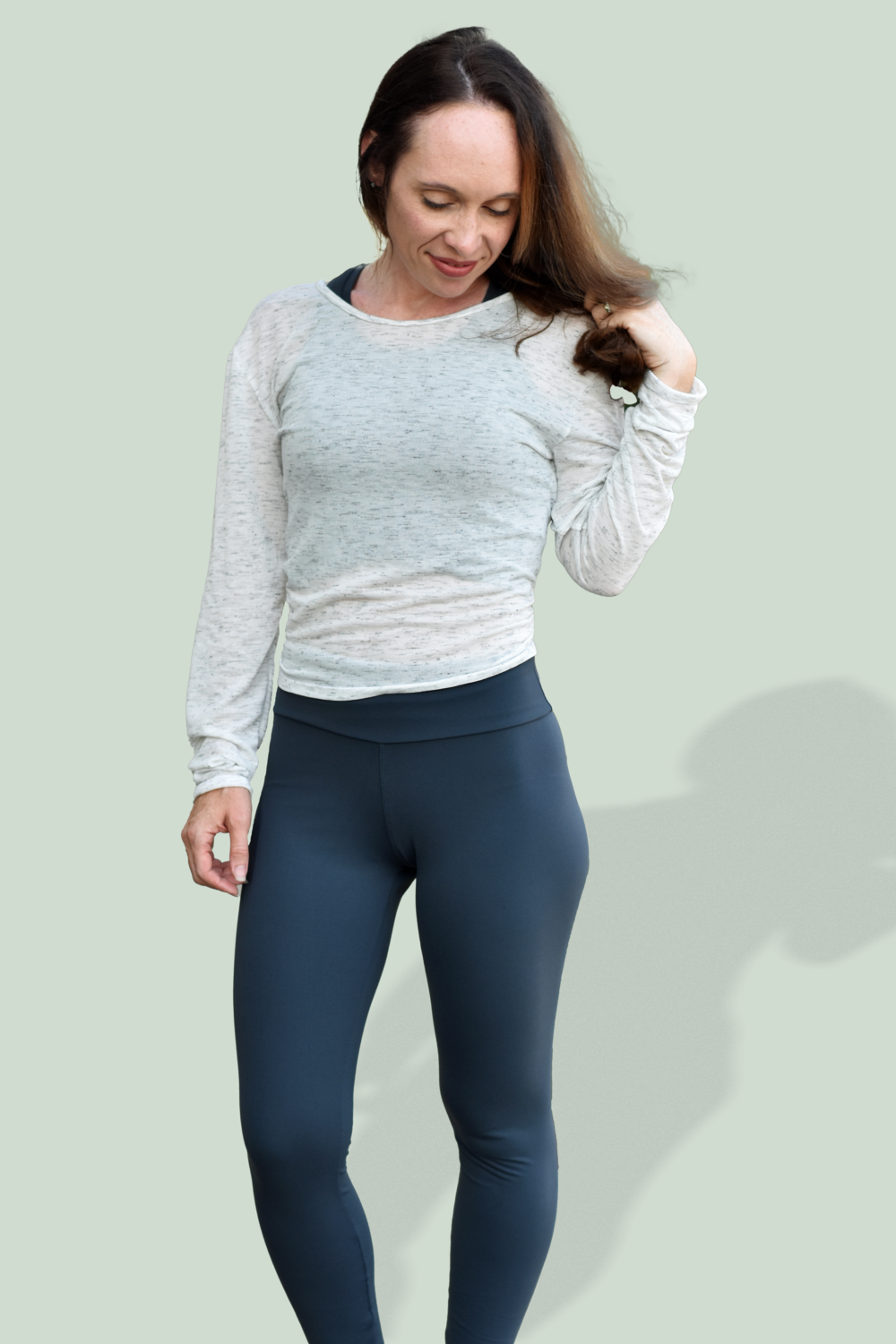 GRE - Elevate Crop Top and Overlay