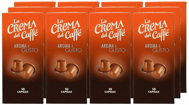 CAFFE AROMA & GUSTO IN CAPSULE  + OMAGGIO