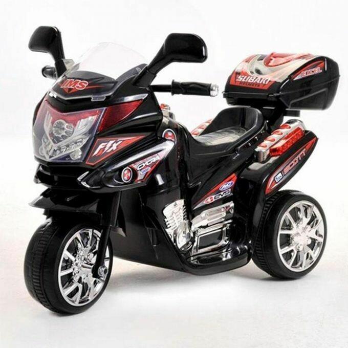 """Azeno Night Rider Electric Motorcycle SR051B"""