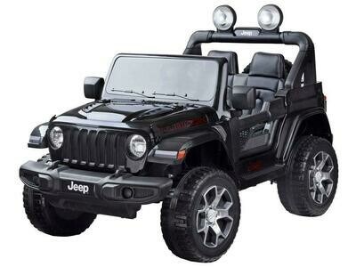 Jeep Wrangler Rubicon Nero 6950240