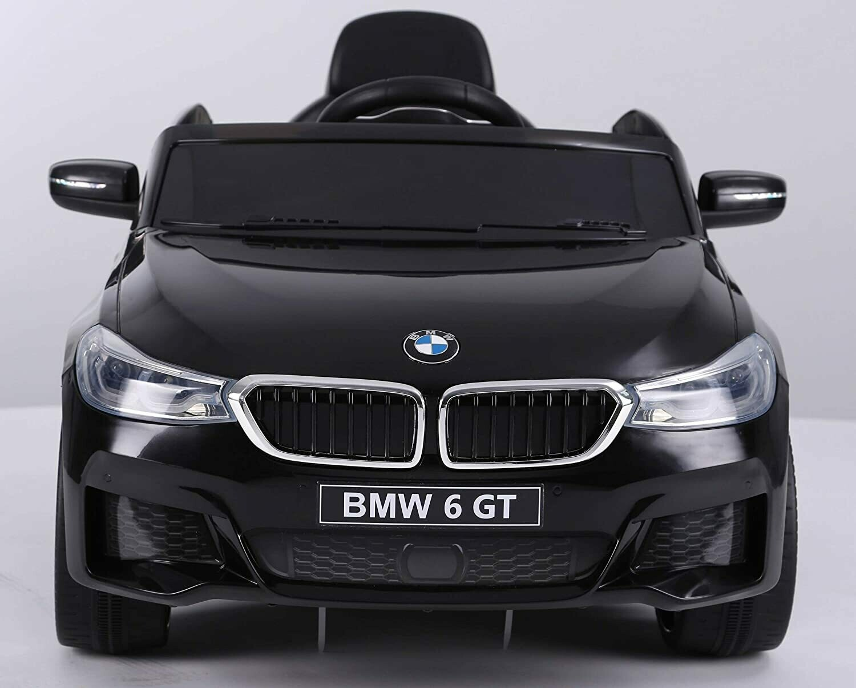 BMW 6 GT licenciado 12v Nero 6950172