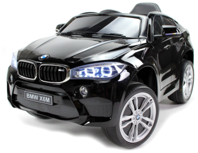 BMW X6M, 12V, RUBBER TIRES 6950007