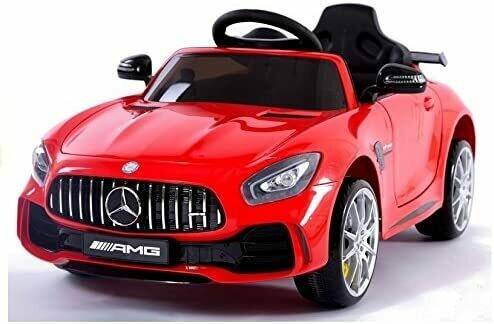 Mercedes GTR AMG Rossa 12v