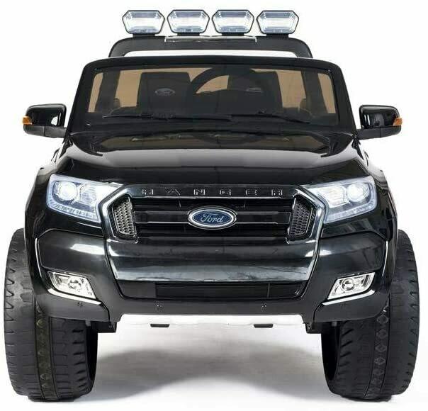 Ford Ranger con Telecomando 4 x 4 Bambini Auto elettrica cavalcabile con luci a LED e Musica (F650)