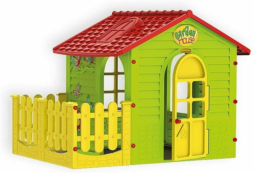 Garden House con recinzione 10839