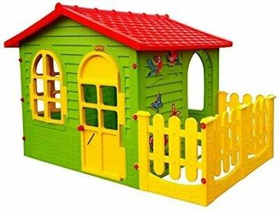 Garden House XL con recinzione 10498