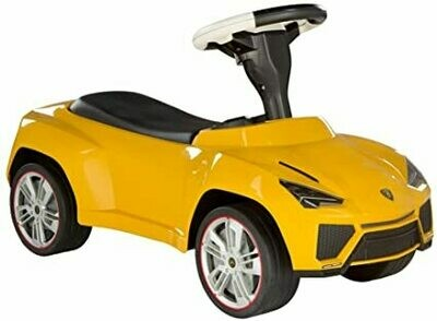 Lamborghini Urus Giallo
