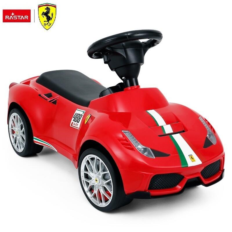 FERRARI 488 GTE ROSSA