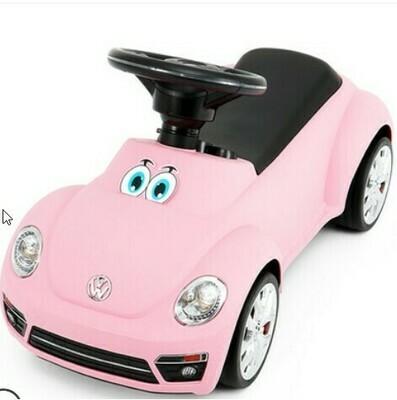 VW Maggiolino scuro   Rosa