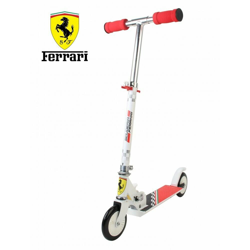FERRARI FXK30 Scooter bianca 6950032
