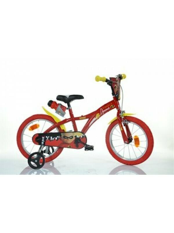"Incredible 2 Dino Bikes 16"" 616K-INC"