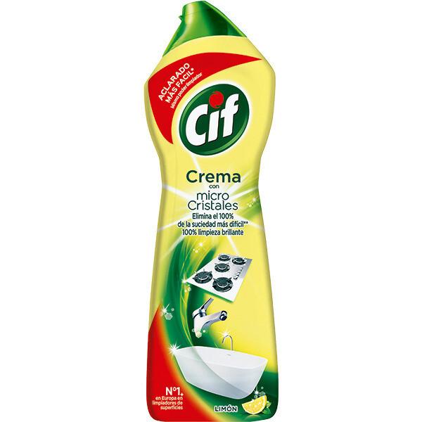 CIF CREMA 750ML LIMONE