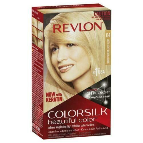 REVLON COLORSILK 04 BIONDO