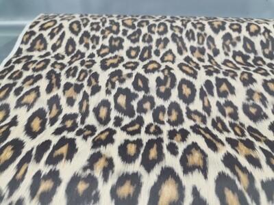 Plastica adesiva leopardata 45 x 3 mt