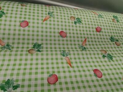 Plastica adesiva Potager vert 2 mt x 45 cm