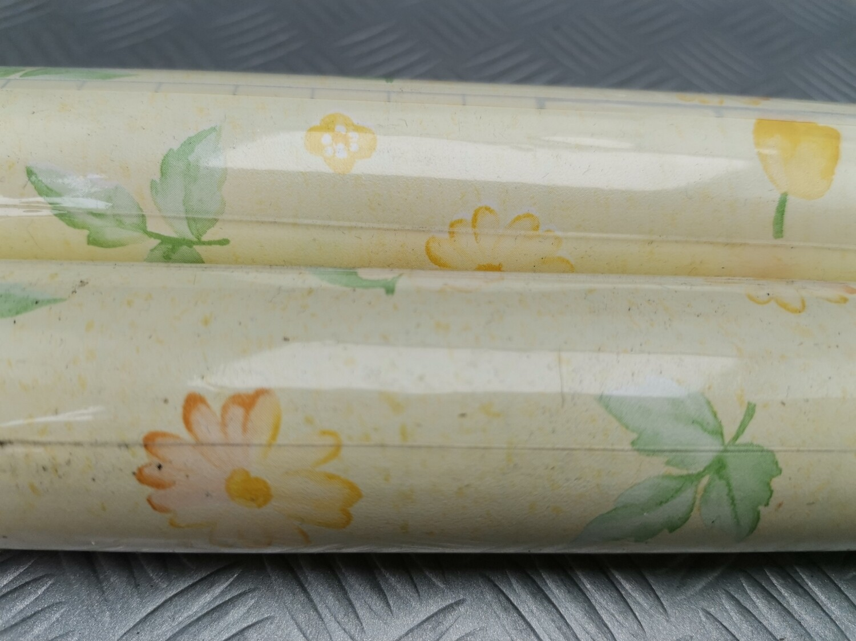 Plastica adesivs Flora Jaune 2 mt x 45 cm