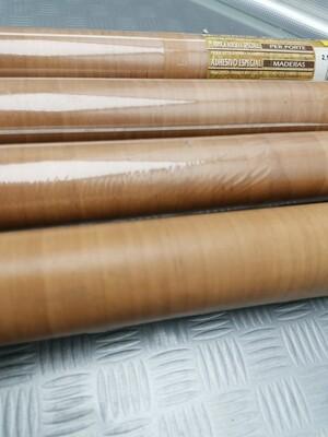 Plastica adesiva legno Aulne 2,10 x 90 cm