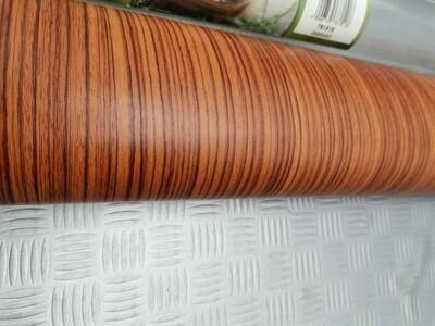 Plastica adesiva legno Zebrano 2 mt x 67,5 cm