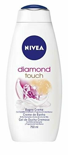 BAGNO OLIO CREMA NIVEA 750 ML DIAMOND TOUCH