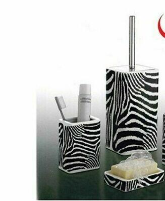 Set 3 accessori bagno in ceramica SAFARI GEDY