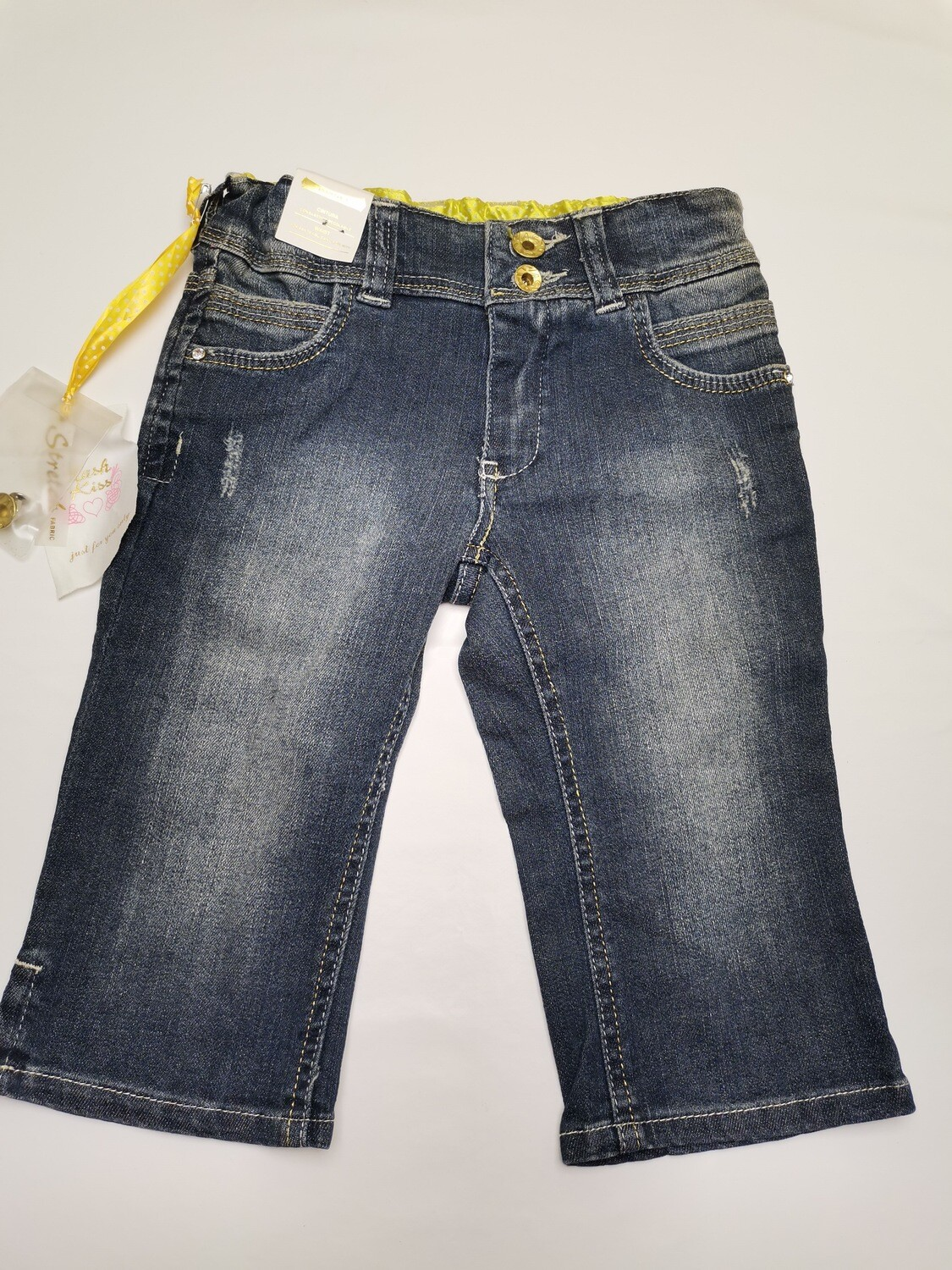 CALZONCINI MASH JEANS TG 5A