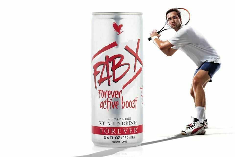 FAB X – Forever Active Boost™ 12 x 250ml
