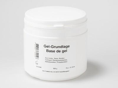 Gel-Grundlage 500g